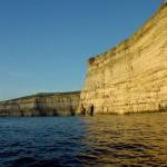 Malta: Dingli Cliffs; autor zdjęcia: Ollie Rankin
