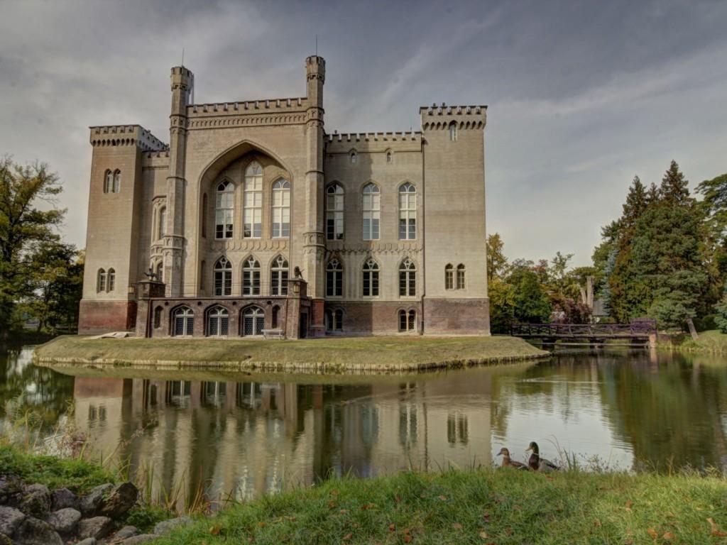 Zamek i arboretum w Kórniku