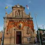 Malta: kościół w Rabacie, Gozo
