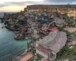 Popeye Village – bajeczna kraina widziana z góry
