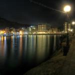 Malta: widok z restauracji, Xlendi, Gozo