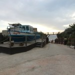 Malta: wejście do Popeye Village