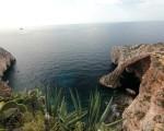 Rejs po jaskiniach morskich w Blue Grotto