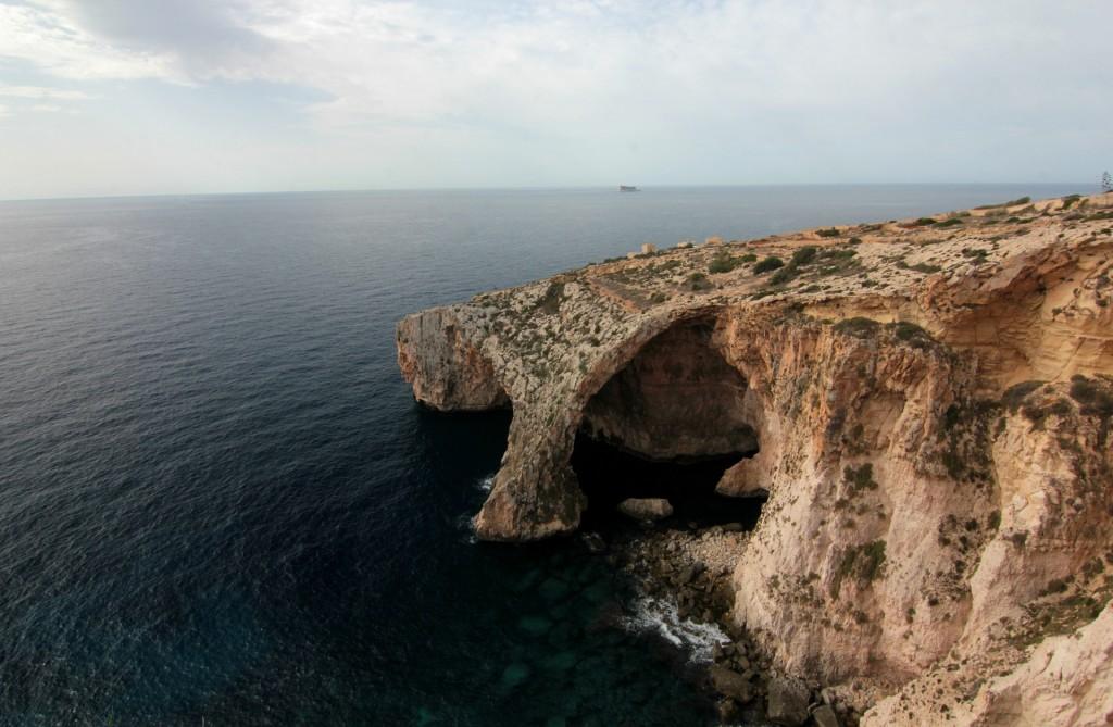 Malta: Blue Grotto