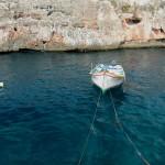 Malta: przystań przy Blue Grotto