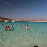 Malta: Blue Lagoon, Comino
