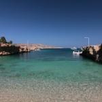 Malta: prywatna plaża hotelu Comino
