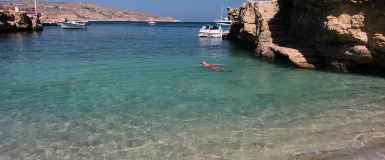 5 najpiękniejszych plaż Gozo i Comino