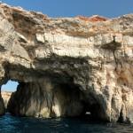 Malta: widoki na trasie do Comino