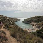 Malta: zatoka Mġarr ix-Xini na Gozo