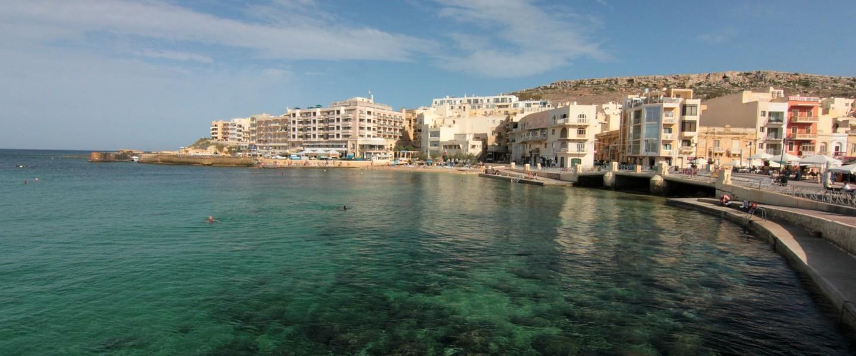 Marsalforn – w poszukiwaniu najpiękniejszej plaży