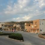 Dweja: centrum miasteczka