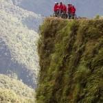 Yungas Road, Boliwia; autor zdjęcia: Jimmy Harris
