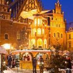 Jarmark Bożonarodzeniowy we Wrocławiu; foto. Pianoforte Agencja Artystyczna