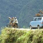 Yungas Road, Boliwia; autor zdjęcia: Matthew Dryden