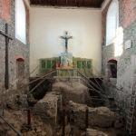 Ślężański Park Krajobrazowy, kościół na górze Ślęża
