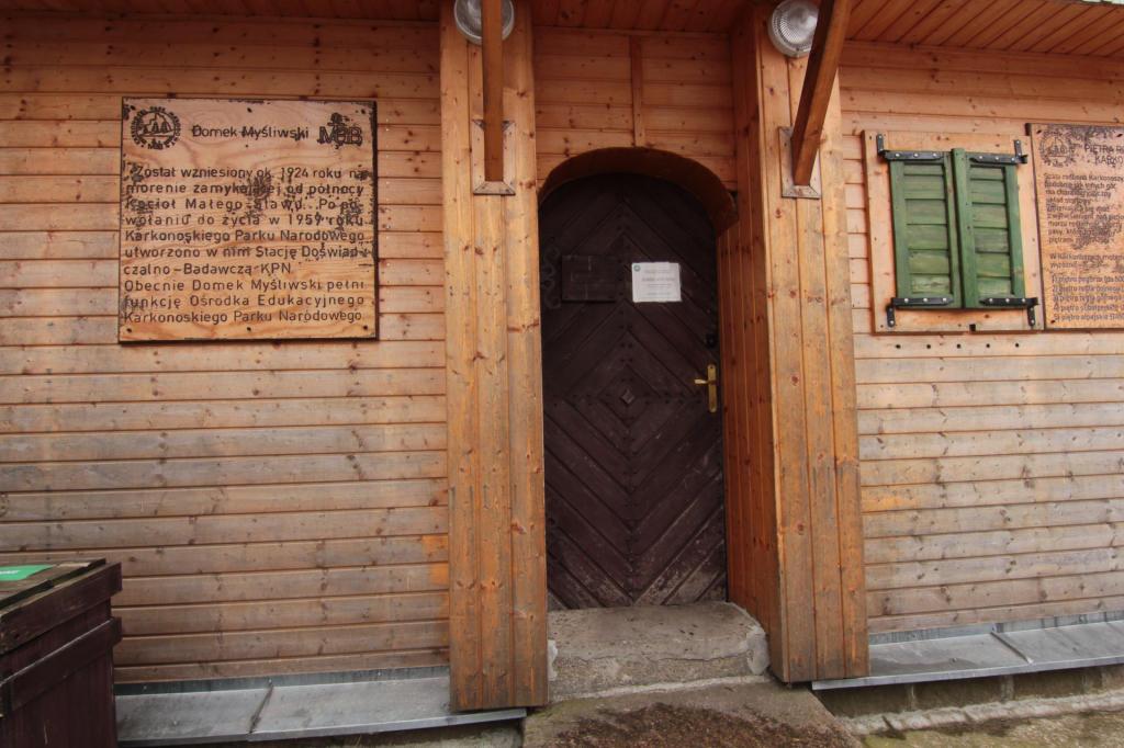 Karkonoski Park Narodowy - Domek Myśliwski