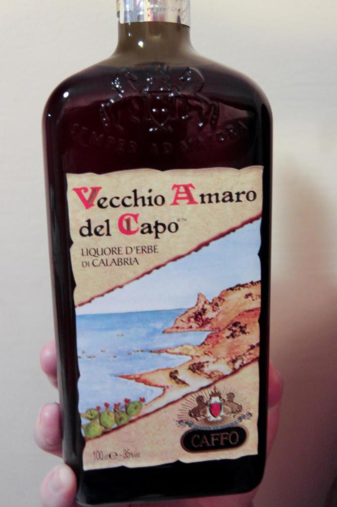 Malta: nasz alkoholowy test - Vecchio Amaro del Capo