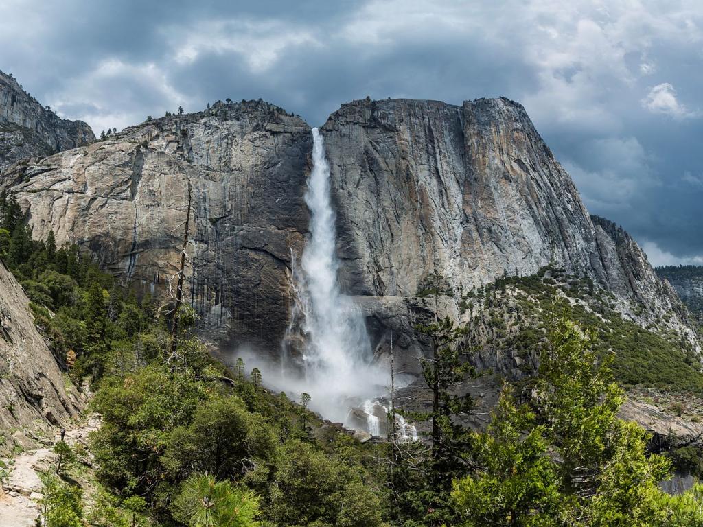 Cuda natury: Park Narodowy Yosemite