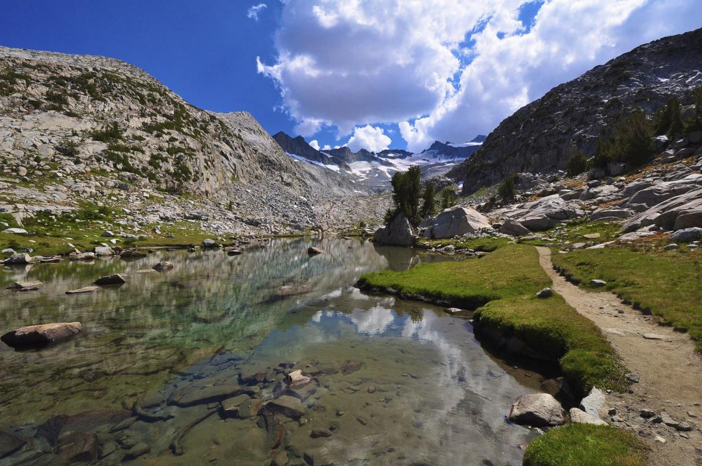 Park Narodowy Yosemite, góry: Lyell oraz McClure. Autor zdjęcia: Steve Dunleavy