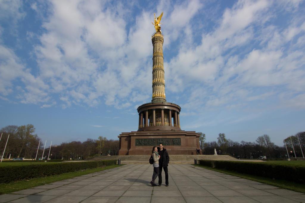 Berlin, Kolumna Zwycięstwa