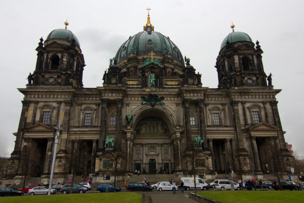 Berlin, Berliner Dom - Katedra w Berlinie