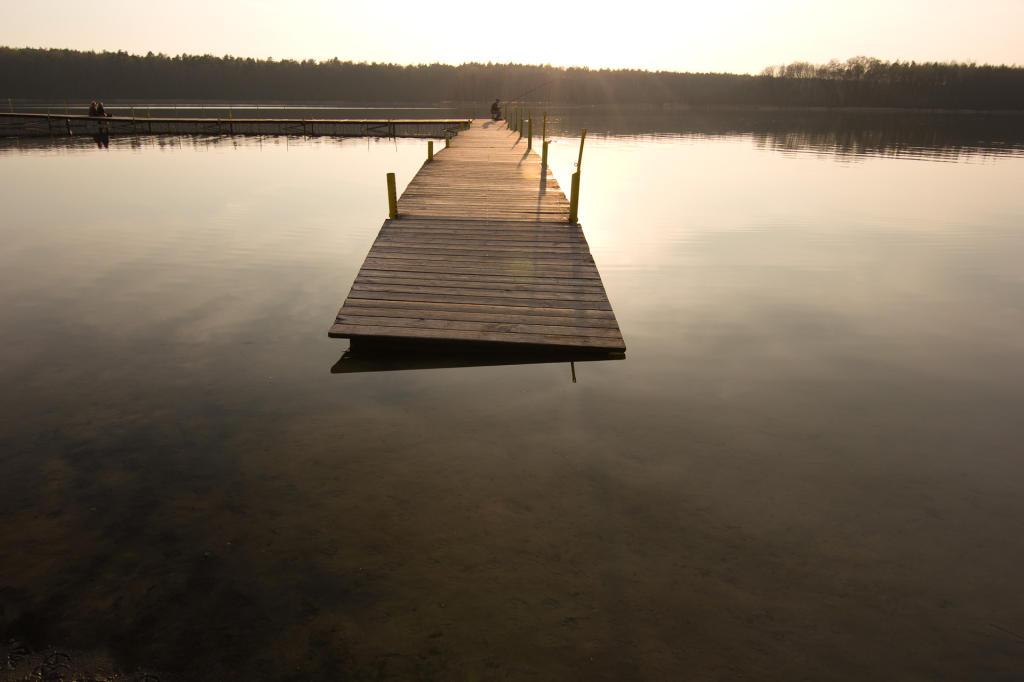Poznań, jezioro Strzeszyńske