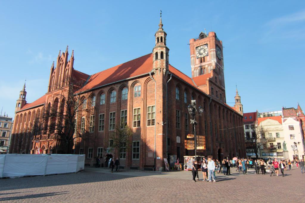 Toruń, Ratusz Staromiejski