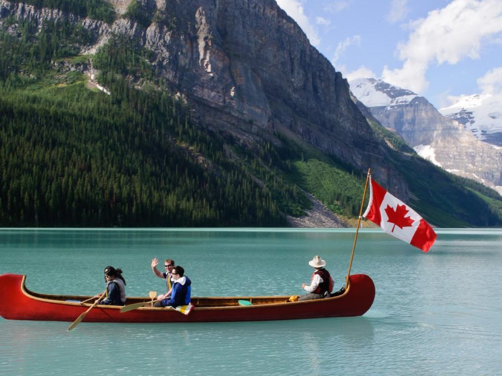 Cuda natury: Banff National Park