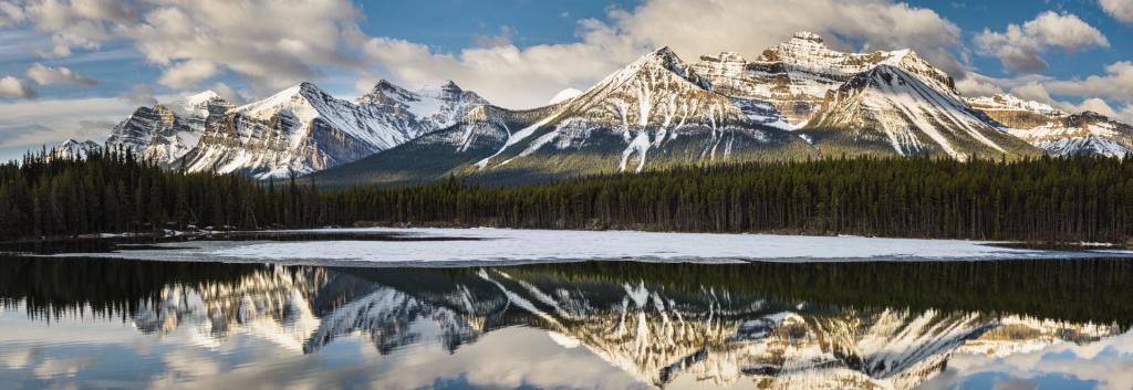 Park Narodowy Banff: jezioro Herbert. Autor zdjęcia: JD Hascup