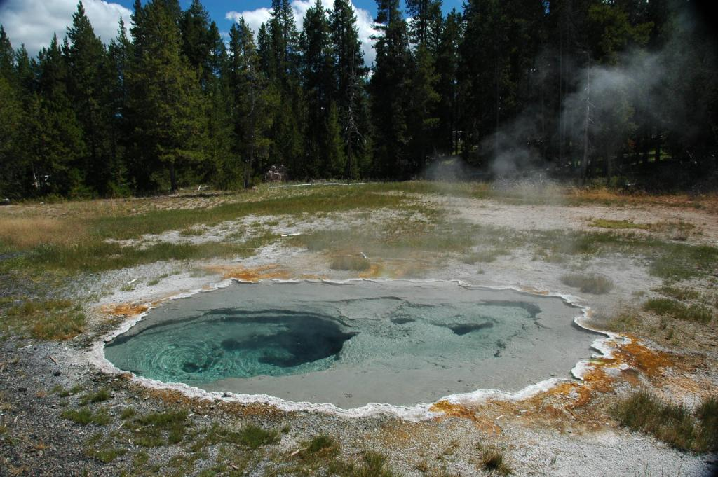 Park Narodowy Banff: gorące źródła Upper Hot Springs. Autor zdjęcia: James St. John