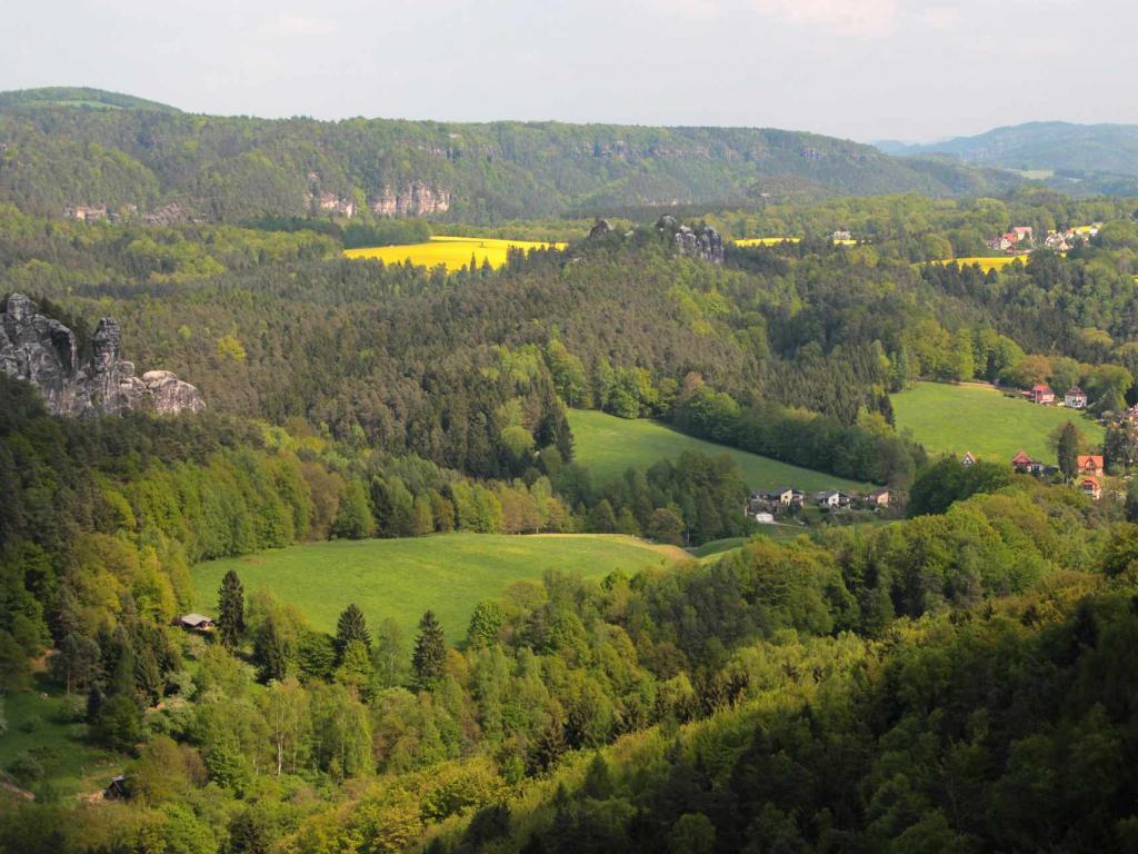 5 rzeczy, które musisz zobaczyć w Czesko-saskiej Szwajcarii