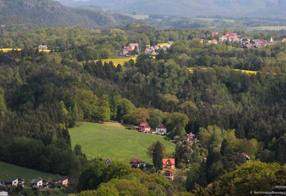 2014 / Niemcy i Czechy: Saska Szwajcaria