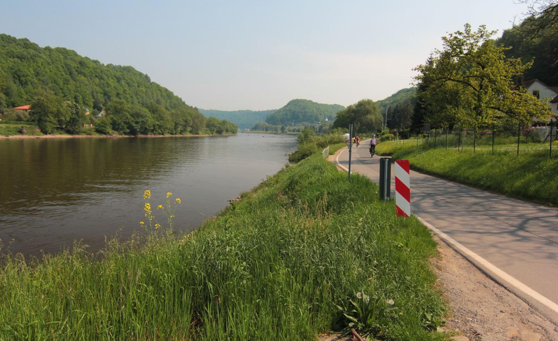 Elberadweg – wymarzony szlak rowerowy