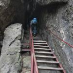 Czeska Szwajcaria: wejście na Mariina skála
