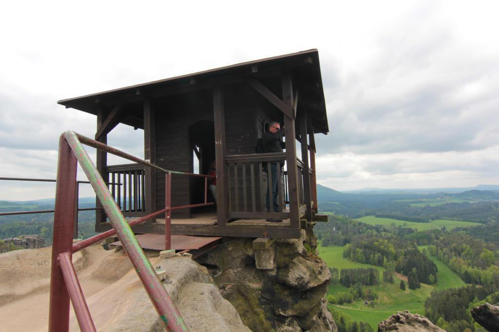 Czeska Szwajcaria: Mariina skála
