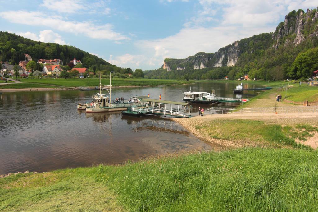 Saska Szwajcaria: Rathen
