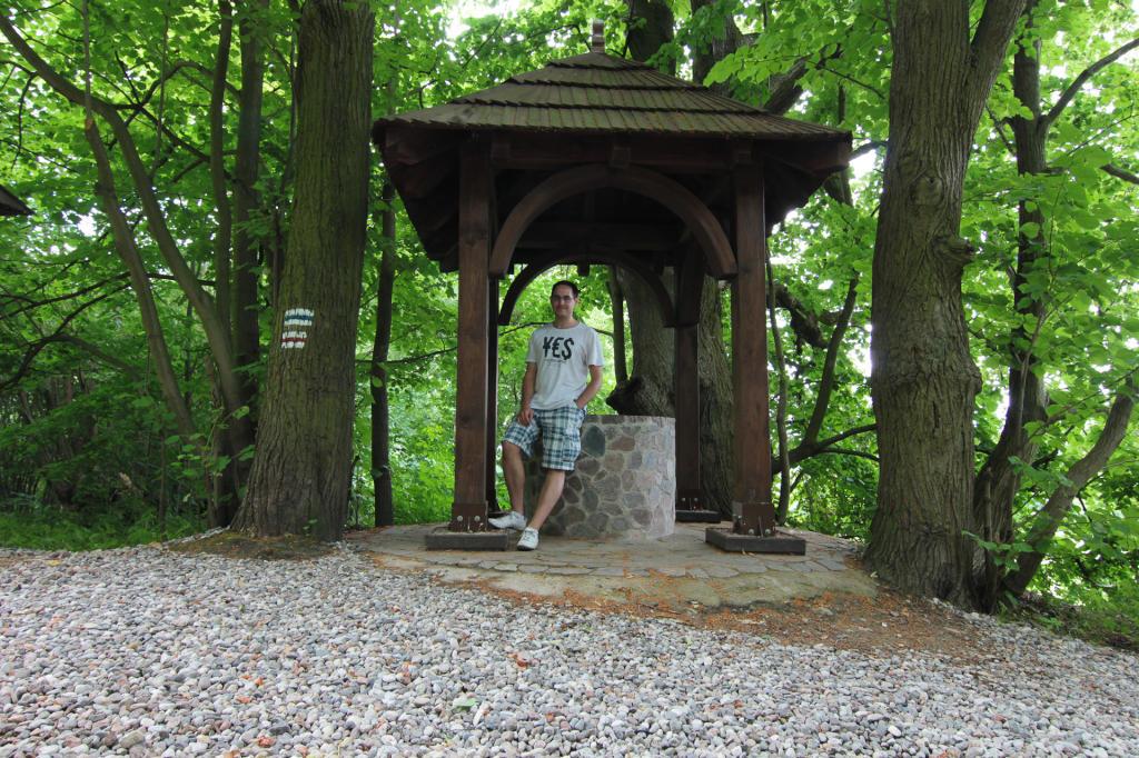 Wielkopolski Park Narodowy, Studnia Napoleona