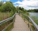 Przejażdżka przez Wielkopolski Park Narodowy