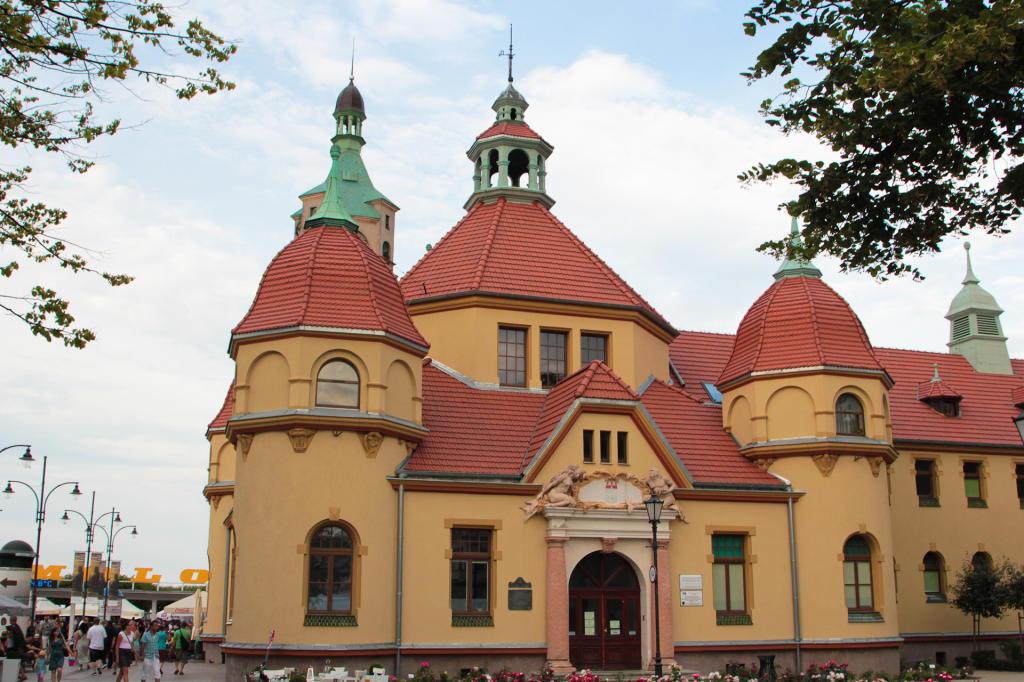 Sopot: Zakład Balneologiczny