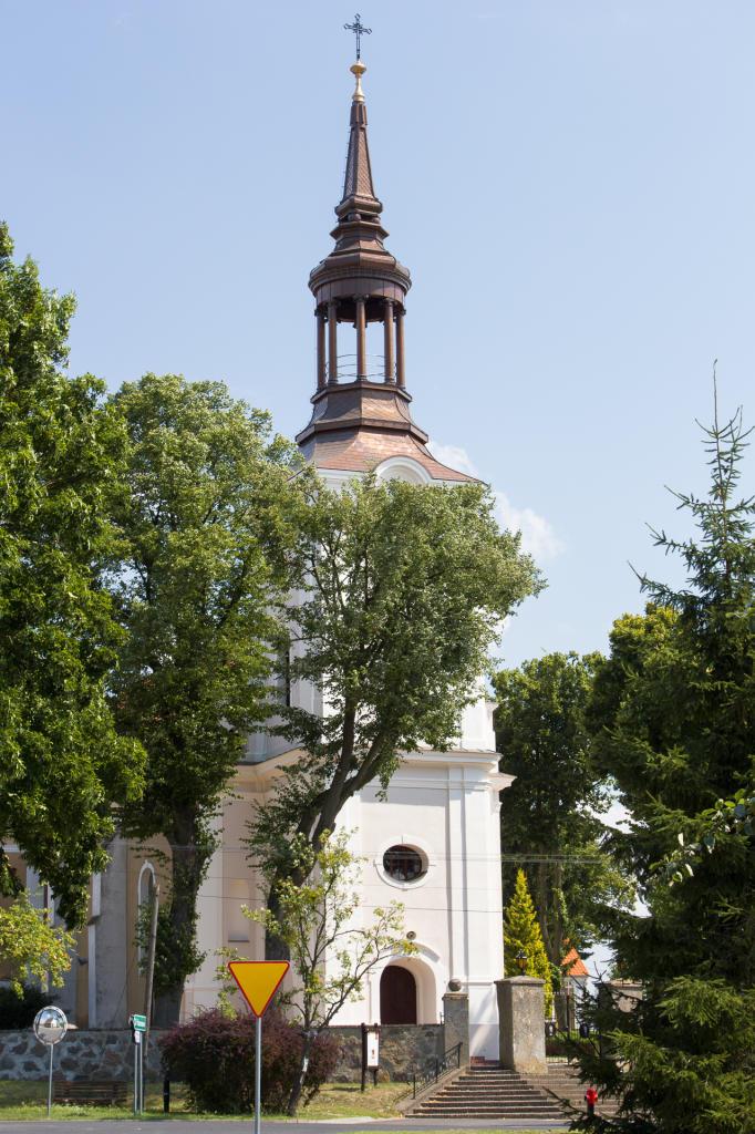 Kościół w Biezdrowie