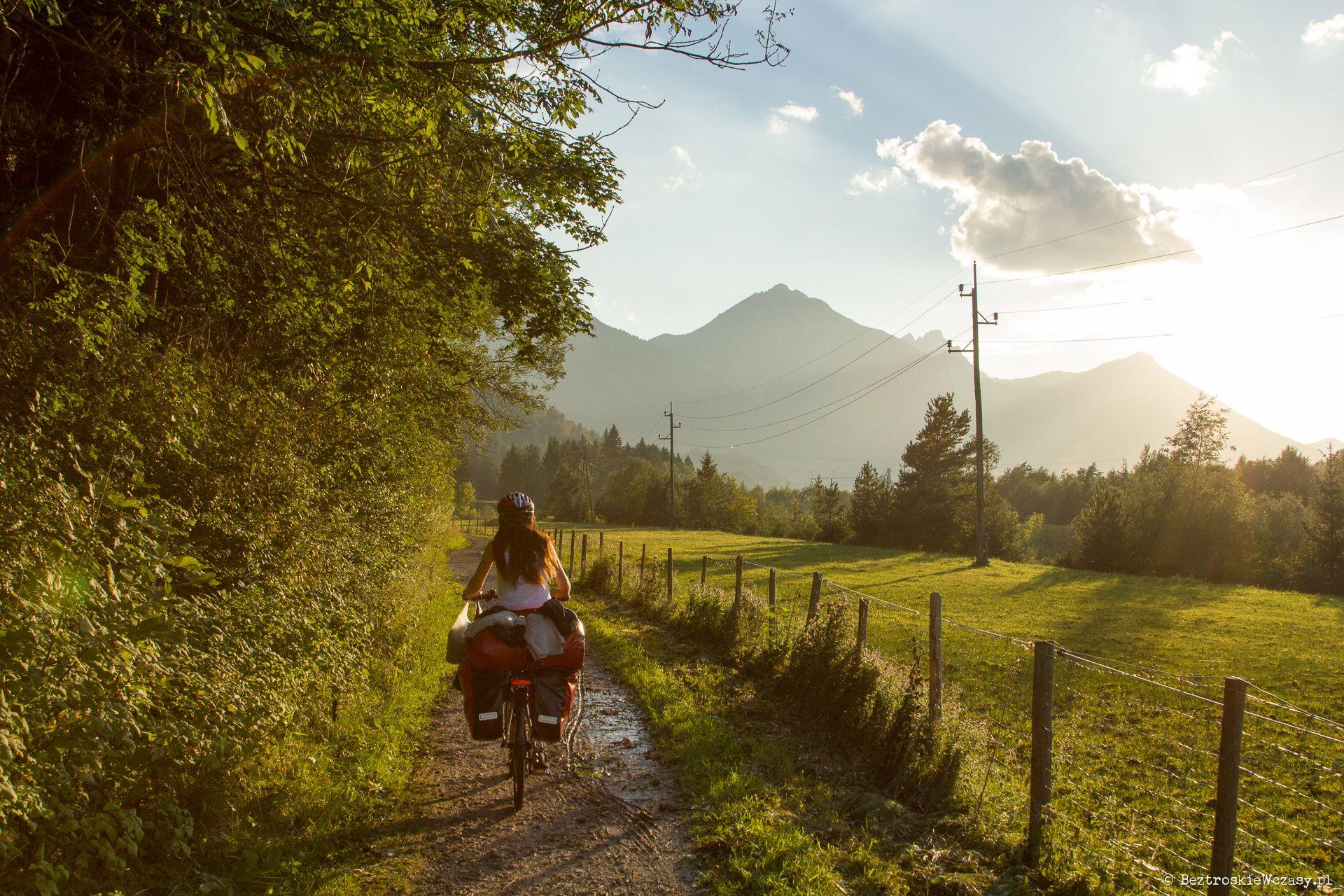 Austria: gdzieś w drodze...