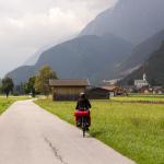 Austria: okolice Nassereith, szlakiem Cesarza Augusta