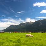 Niemcy: w drodze do Garmisch-Partenkirchen