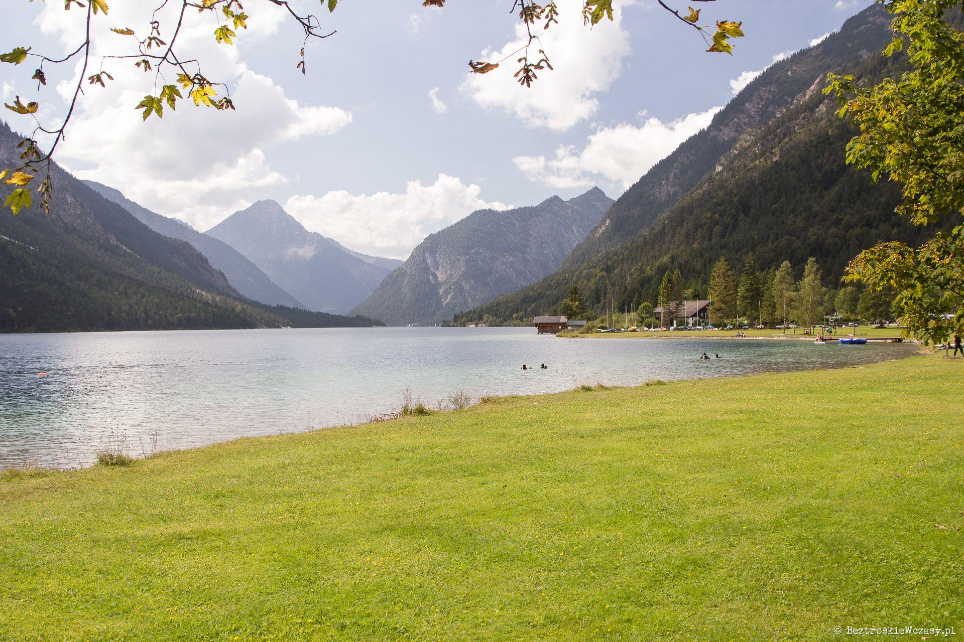Austria: jezioro Plansee