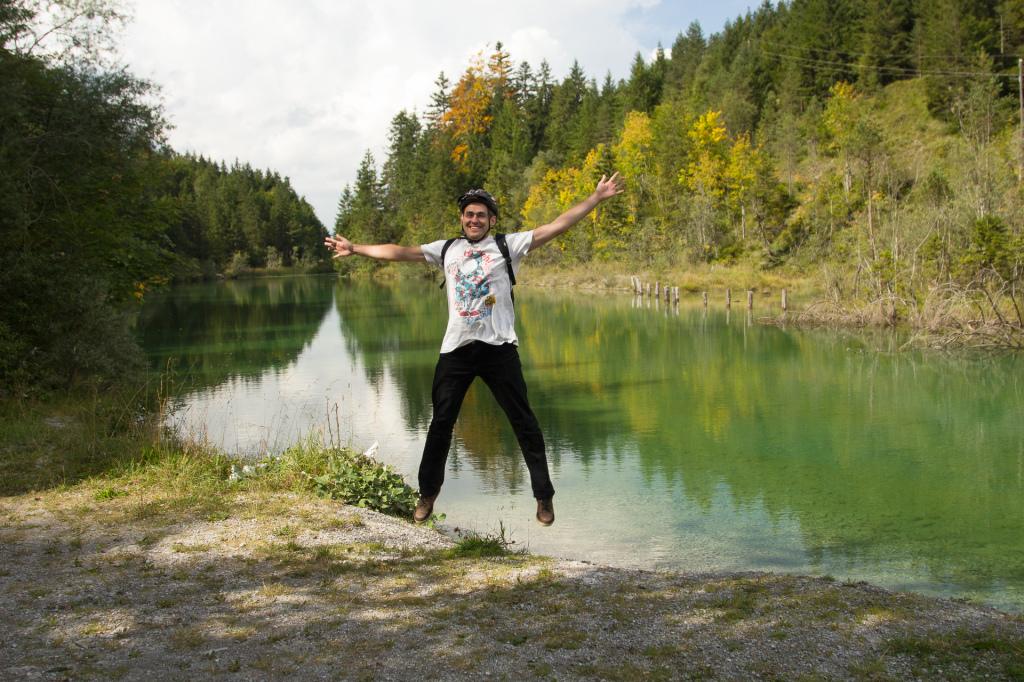 Austria: okolice jeziora Plansee