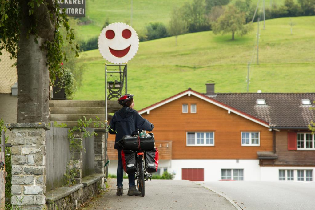 Szwajcaria: uśmiech na drogę