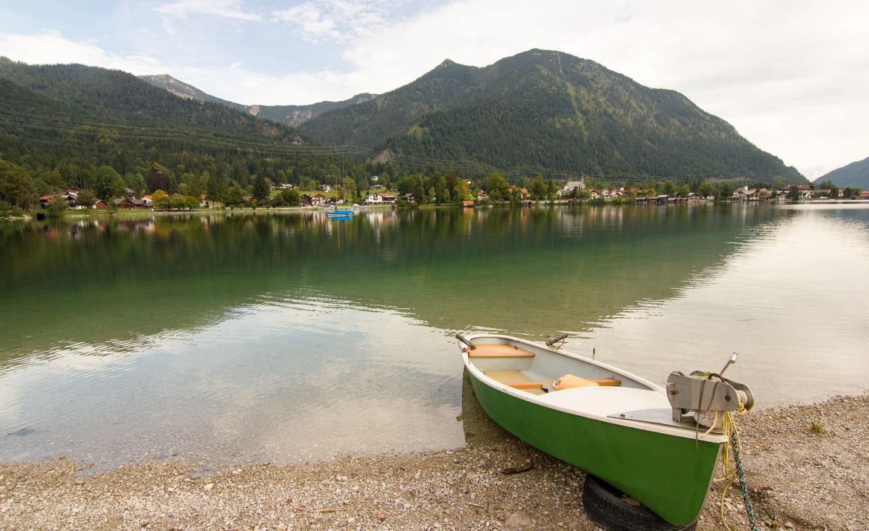 10 najpiękniejszych jezior Bawarii
