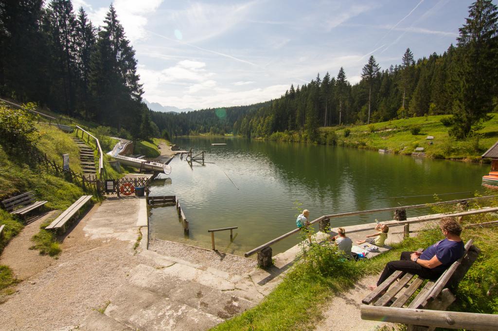 Niemcy: jezioro Grubsee