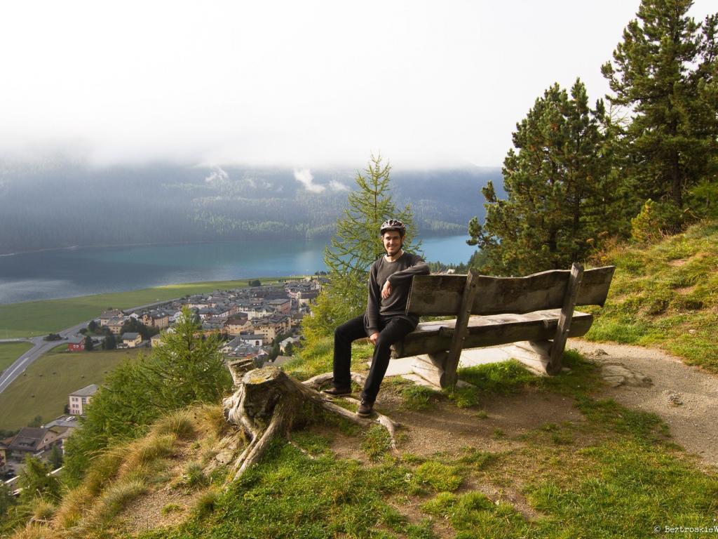Sankt Moritz – wizyta w szwajcarskim Zakopanem